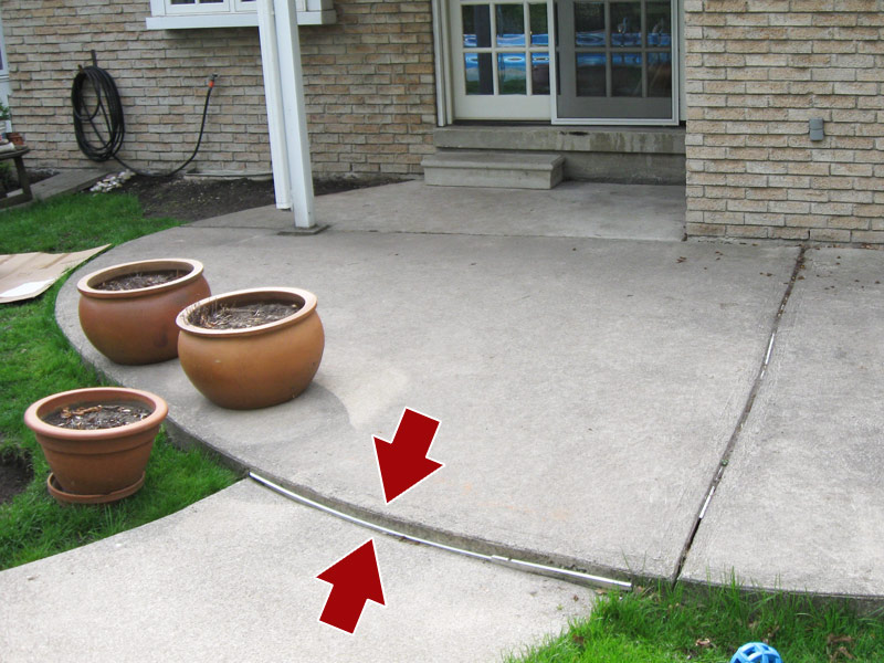 Liftec Mudjacking Concrete Repair For Lifting, & Leveling